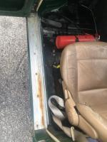 Ghia door sill plate position