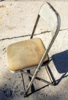 1962 SO-34 Westfalia Folding Chair Found