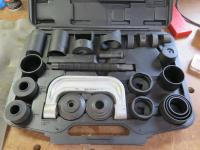 upper control arm bushing kit
