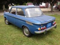 1966 NSU 1000...