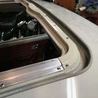 '69 Beetle sunroof felts