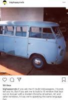 Custom 15 Window via Instagram