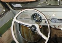 1960 Steering Wheel and Horn Ring