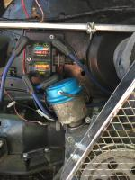 Coil pack ignition