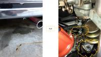 Fuel Leak 1974 KG 1600, Mechanical, Solex 34-3
