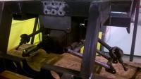 xj40 rear custom susspension