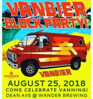 Vanbier block party Wander brewing Bellingham ,WA