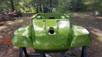 Green paint job