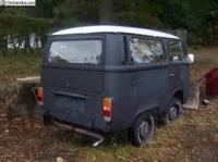 1975 Shorty Bus