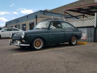 1968 Fastback w/ ej22 motor