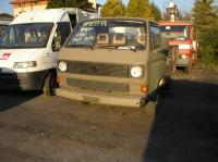 U.S. Army T3 pick up single cab seen in Pordenone (Italy)