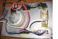 1977 Westy Control panel wiring setup