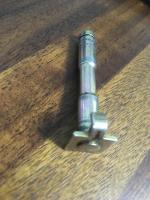 Shift rod u-joint pin