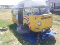 Solar ice cream Bus