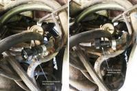 bundy connector for Subaru fuel line