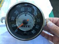 Speedometer restoration