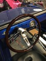 Steering column