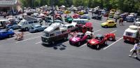 Eureka Springs ARK Car Show 8-25-18
