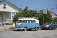 Bus Spotted in Santa Cruz