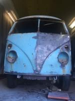1967 VW T1 Split Panel Sliding door