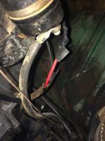 Reverse light wire