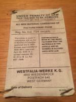 Late Westphalia Stool