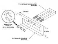 Flux capacitor mounting bracket .