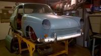 custom type3 front bumper