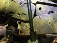 71 Ghia Trailing Arm & Torsion Indexing