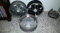 Billet BRM centers to suit BBS wheels