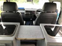 EuroVan Caravelle Twin slider daily drive camper in Ireland