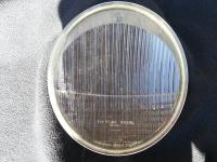 headlamp glass oval ?