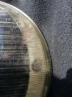 oval headlampglass ?