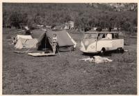 1953 Standard Microbus vintage photo