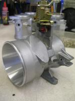 re-machined 77 2.0 throttle body