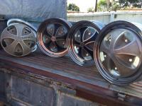 Evolution of the Iron Cross wheel