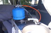 Europe Camping GAZ 904 blue cylinder info, Westy stove on butane
