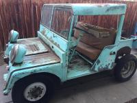 Vintager Barndoor Beach Buggy