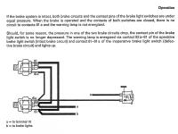 Brake Warning Circuit