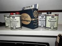 cans and car care kit