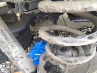 rear lower spring pad install