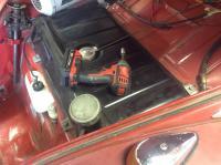 Beetle fuel tank