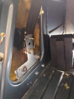 3-Point Rear Seat Belt Install