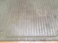 Ghia rubber mats