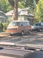 Vanagon in Idaho