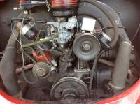Rebuilt carburetor