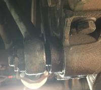 Steering box  split bus