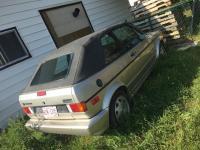 1989 Golf Cabriolet