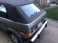1984 Rabbit Cabriolet