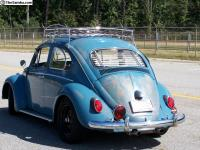 1963 Gulf Blue OG Paint Bug
